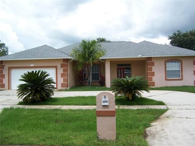 2332 Ballard Avenue, Orlando, FL 32833 (MLS #O5875512) :: Dalton Wade Real Estate Group