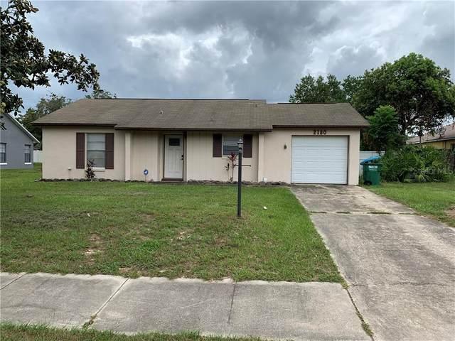 2180 Newmark Drive, Deltona, FL 32738 (MLS #O5875549) :: Dalton Wade Real Estate Group