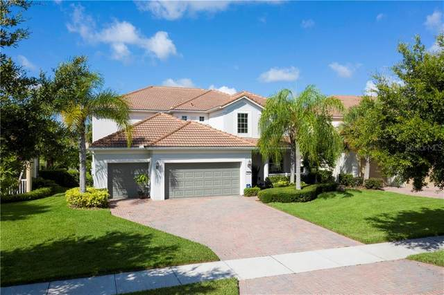 11960 Yellow Fin Trail, Orlando, FL 32827 (MLS #O5875574) :: Premier Home Experts