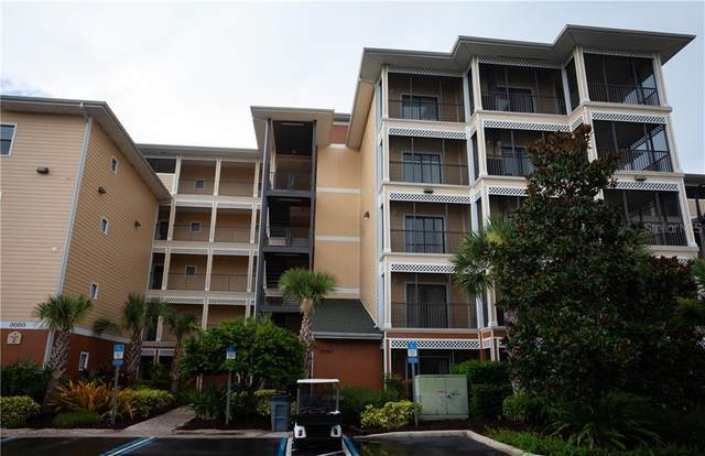 3050 Pirates Retreat Court #205, Kissimmee, FL 34747 (MLS #O5875600) :: The Light Team