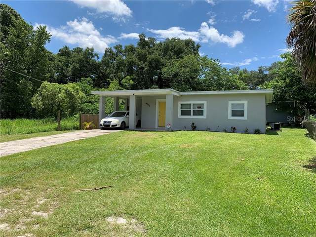 4007 E Pocahontas Avenue, Tampa, FL 33610 (MLS #O5875607) :: Griffin Group