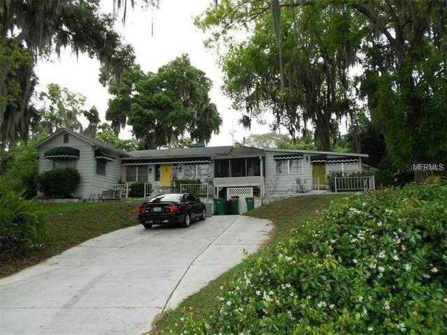 1355 Lakeshore Drive, Mount Dora, FL 32757 (MLS #O5875618) :: Cartwright Realty