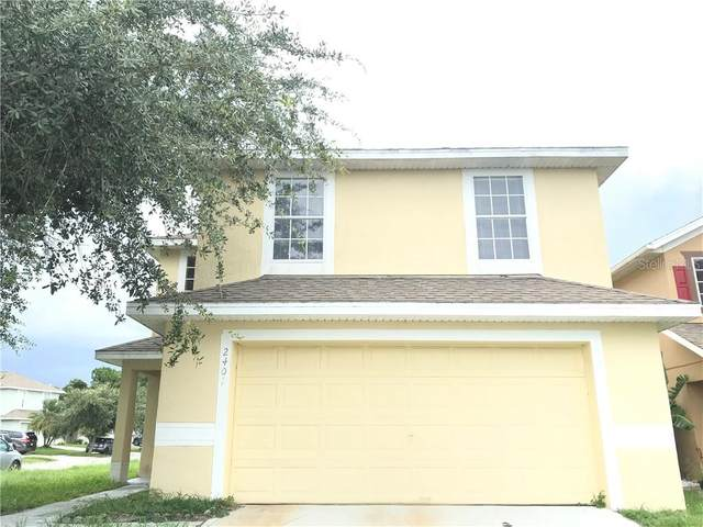 2401 Ruddenstone Way, Kissimmee, FL 34744 (MLS #O5875625) :: Pepine Realty