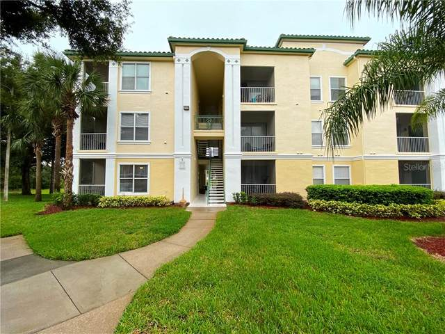 8805 Dunes Court #201, Kissimmee, FL 34747 (MLS #O5875665) :: GO Realty