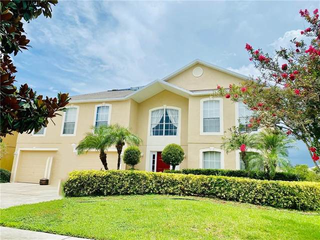 4022 Sunny Day Way, Kissimmee, FL 34744 (MLS #O5875692) :: Premium Properties Real Estate Services