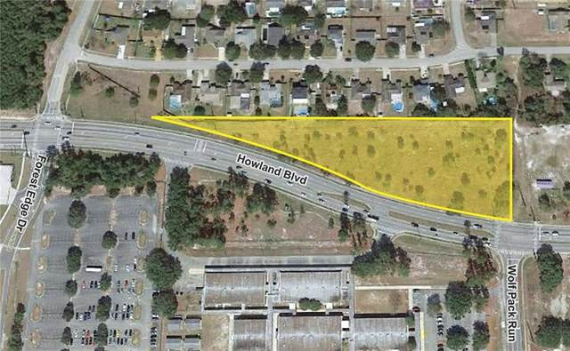 3174 Howland Boulevard, Deltona, FL 32725 (MLS #O5875823) :: The Kardosh Team