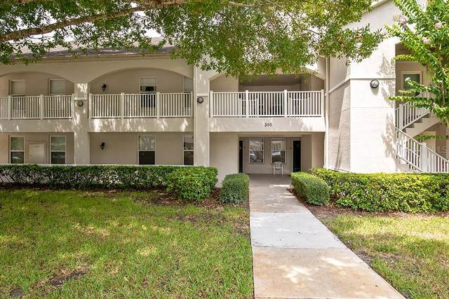 580 Cranes Way #156, Altamonte Springs, FL 32701 (MLS #O5875829) :: The Robertson Real Estate Group
