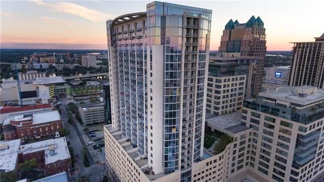 155 S Court Avenue #1413, Orlando, FL 32801 (MLS #O5875831) :: Zarghami Group