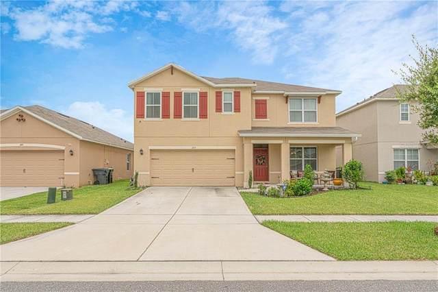385 Aberdeen Drive, Davenport, FL 33896 (MLS #O5875841) :: Cartwright Realty
