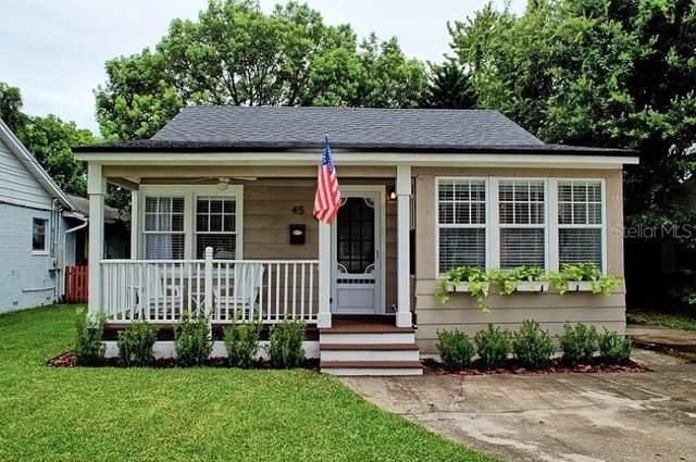 45 E Evans Street, Orlando, FL 32804 (MLS #O5875896) :: Alpha Equity Team