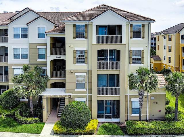 3344 Robert Trent Jones Drive #40605, Orlando, FL 32835 (MLS #O5875979) :: The Duncan Duo Team