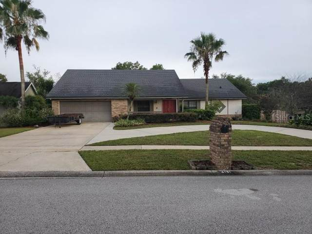 4131 Aldergate Place, Winter Springs, FL 32708 (MLS #O5876011) :: Tuscawilla Realty, Inc