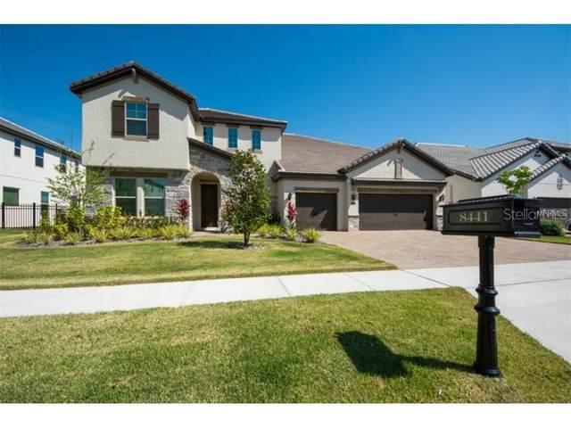 8441 Chilton Drive, Orlando, FL 32836 (MLS #O5876015) :: GO Realty
