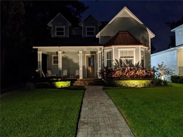 2109 E Central Boulevard, Orlando, FL 32803 (MLS #O5876085) :: Carmena and Associates Realty Group