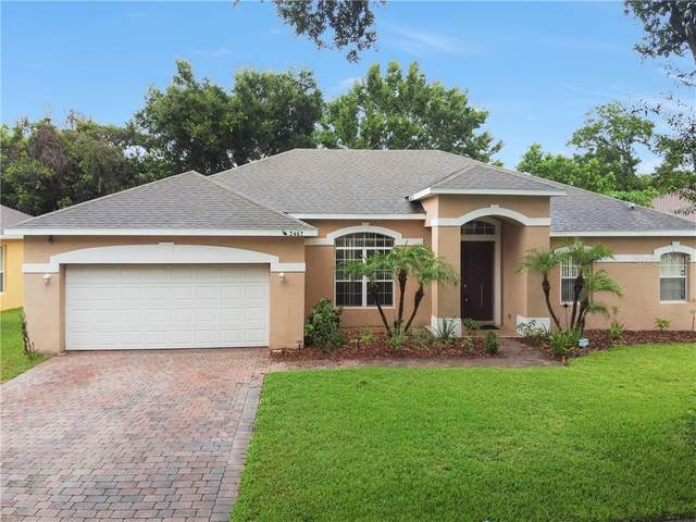 2467 Laurel Blossom Circle, Ocoee, FL 34761 (MLS #O5876152) :: Rabell Realty Group