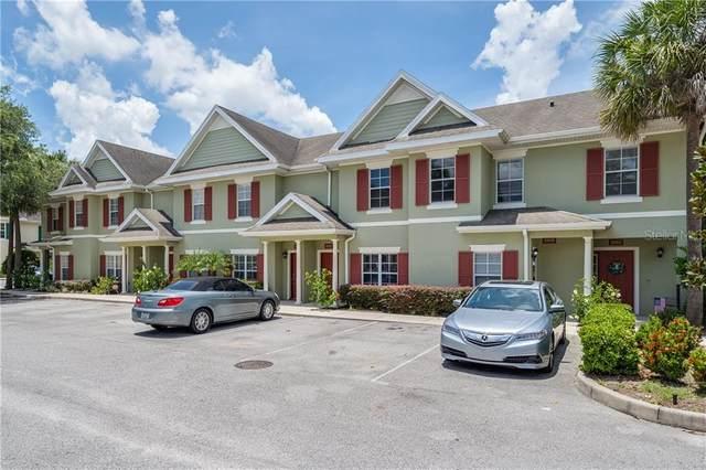 10008 Regent Park Drive #2408, Orlando, FL 32825 (MLS #O5876259) :: Carmena and Associates Realty Group