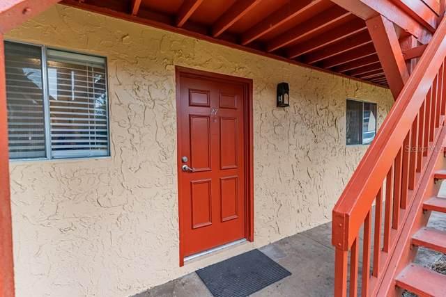 2804 N Powers Drive #27, Orlando, FL 32818 (MLS #O5876361) :: Pristine Properties