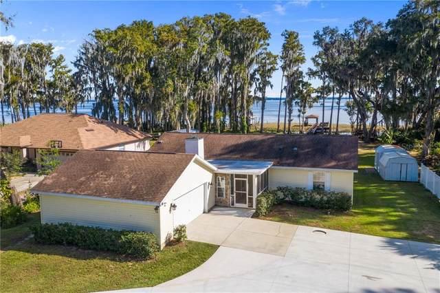 35211 Harbor Shores Road, Leesburg, FL 34788 (MLS #O5876390) :: Pepine Realty