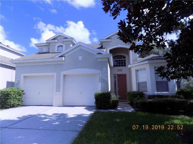 7723 Teascone Boulevard, Kissimmee, FL 34747 (MLS #O5876441) :: KELLER WILLIAMS ELITE PARTNERS IV REALTY