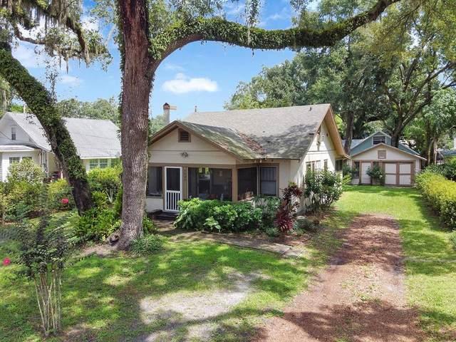 1009 Greenwood Street, Orlando, FL 32801 (MLS #O5876541) :: Dalton Wade Real Estate Group
