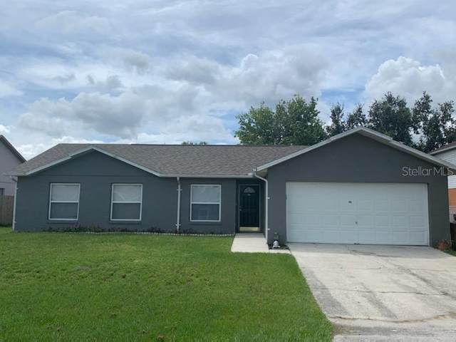 248 Bedford Drive, Kissimmee, FL 34758 (MLS #O5876606) :: Cartwright Realty