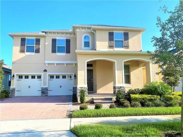 16055 Bayou Crest Drive, Winter Garden, FL 34787 (MLS #O5876625) :: Realty Executives Mid Florida