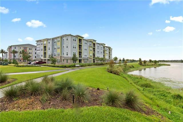 7573 Laureate Boulevard #1, Orlando, FL 32827 (MLS #O5876659) :: Dalton Wade Real Estate Group