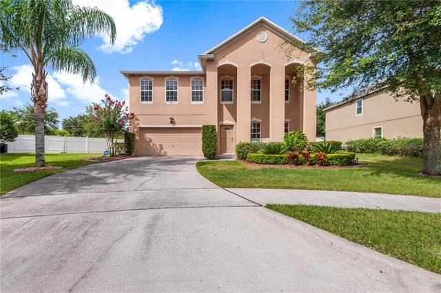 1670 NW Rosedowne Way, Apopka, FL 32703 (MLS #O5876660) :: Team Pepka