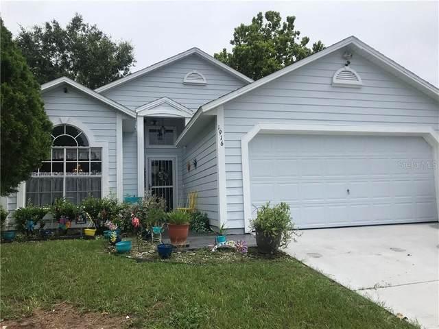 1916 Piedmont Park Boulevard, Apopka, FL 32703 (MLS #O5876677) :: Rabell Realty Group