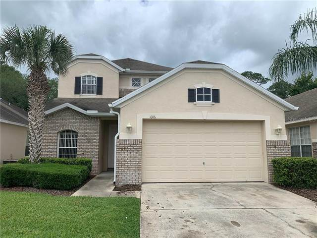 1606 Eagle Feather Drive, Kissimmee, FL 34746 (MLS #O5876762) :: GO Realty