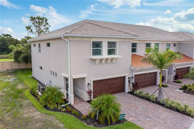 7824 Hidden Creek Loop #101, Lakewood Ranch, FL 34202 (MLS #O5876780) :: The Light Team