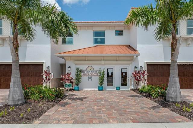 7834 Hidden Creek Loop #102, Lakewood Ranch, FL 34202 (MLS #O5876789) :: Heart & Home Group