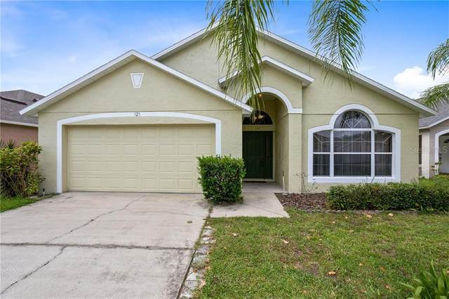 121 Rockhill Drive, Sanford, FL 32771 (MLS #O5876796) :: Premium Properties Real Estate Services
