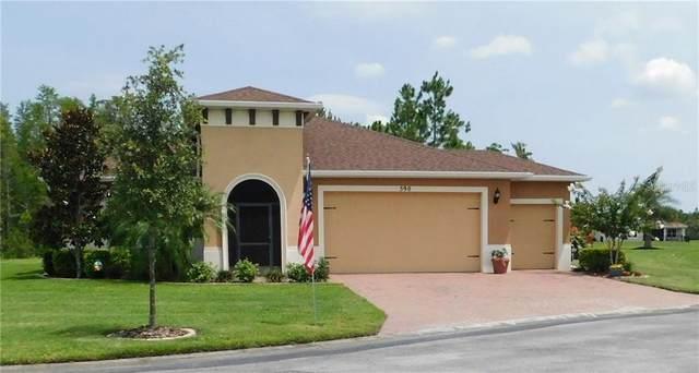 590 San Joaquin Road, Poinciana, FL 34759 (MLS #O5876833) :: GO Realty