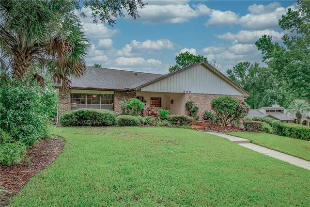 309 Fox Valley Dr, Longwood, FL 32779 (MLS #O5876869) :: The Duncan Duo Team