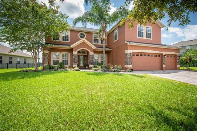 730 Holly Springs Terrace, Oviedo, FL 32765 (MLS #O5876887) :: Realty Executives Mid Florida