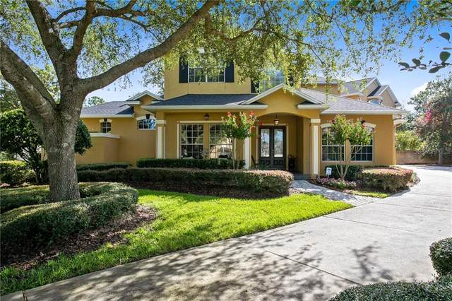 2848 Ashton Terrace, Oviedo, FL 32765 (MLS #O5876919) :: GO Realty