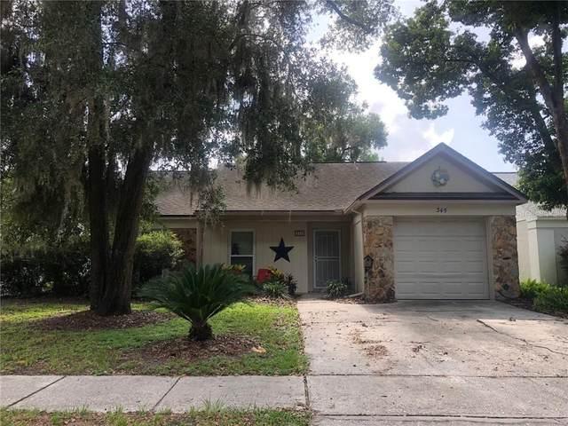 345 N Cervidae Drive, Apopka, FL 32703 (MLS #O5876920) :: Carmena and Associates Realty Group