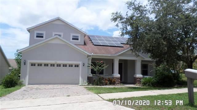932 White Oak Way, Minneola, FL 34715 (MLS #O5876947) :: Team Bohannon Keller Williams, Tampa Properties