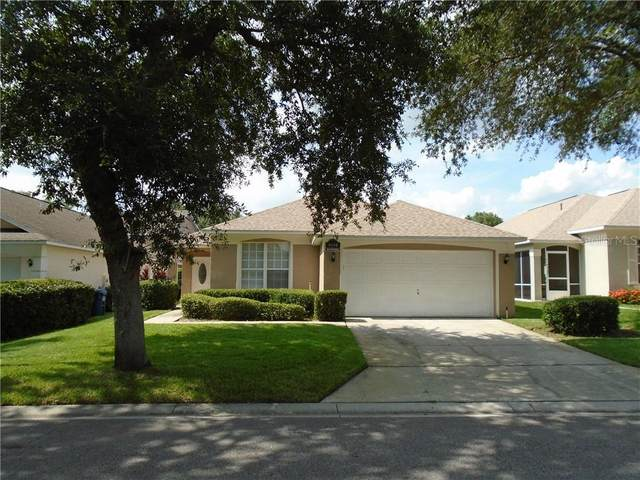 2110 Mallory Circle, Haines City, FL 33844 (MLS #O5876952) :: Keller Williams on the Water/Sarasota