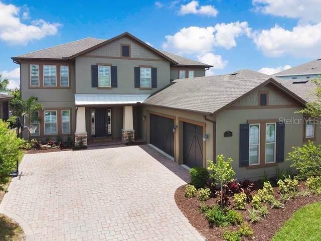 14874 Speer Lake Drive, Winter Garden, FL 34787 (MLS #O5876958) :: Bustamante Real Estate