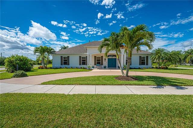 1005 Monticello Court, Melbourne, FL 32940 (MLS #O5877097) :: New Home Partners