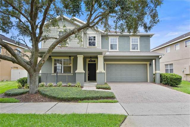 716 Legacy Park Drive, Casselberry, FL 32707 (MLS #O5877168) :: The Light Team