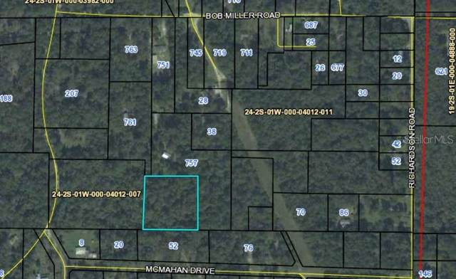 7PV9+52 WOODVILLE, Crawfordville, FL 32326 (MLS #O5877189) :: The Duncan Duo Team