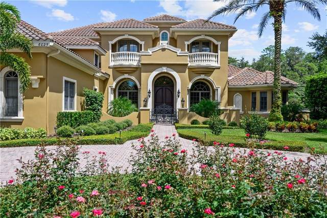 6025 Greatwater Drive, Windermere, FL 34786 (MLS #O5877250) :: Alpha Equity Team