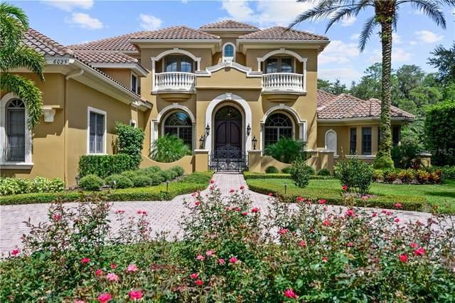 6025 Greatwater Drive, Windermere, FL 34786 (MLS #O5877250) :: Delgado Home Team at Keller Williams