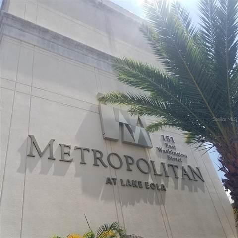 151 E Washington Street #605, Orlando, FL 32801 (MLS #O5877387) :: Zarghami Group