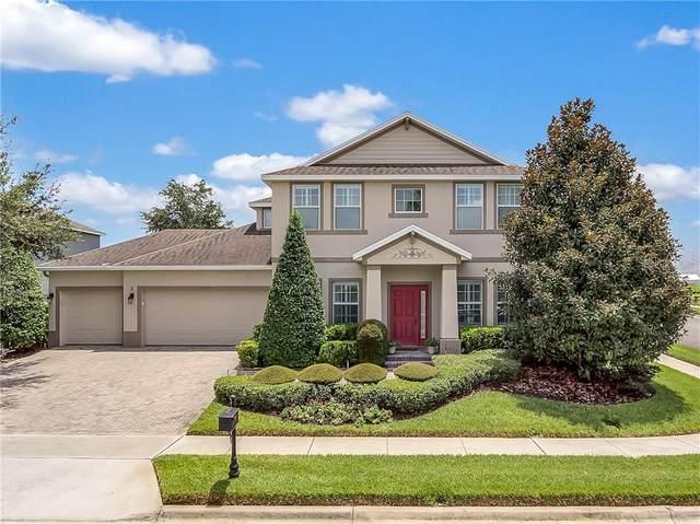 2227 Redmark Lane, Winter Garden, FL 34787 (MLS #O5877441) :: Sarasota Home Specialists