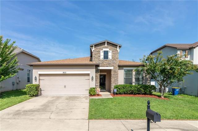 803 Arbor Pointe Avenue, Minneola, FL 34715 (MLS #O5877444) :: Team Bohannon Keller Williams, Tampa Properties
