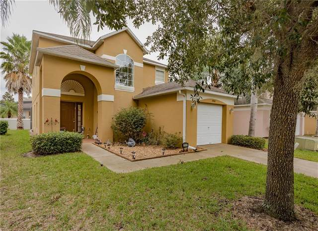 2909 Kokomo Loop, Haines City, FL 33844 (MLS #O5877461) :: Team Bohannon Keller Williams, Tampa Properties
